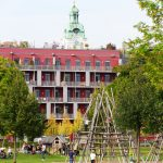 Südstadtpark mit Kinderspielplatz, Foto P. Frank